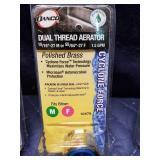 Dual Thread Aerator