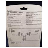 """1-1/2"""" Center Outlet Tee and Tail Piece"""