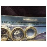 """1-1/2"""" x 16"""" Continuous Waste End Outlet"""