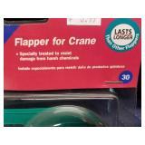 Toilet Repair - Crane Flapper