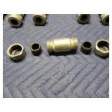 "1/2"" Galvanized Pipe Connectors"