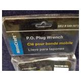 P.O. Plug Wrench