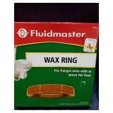 Toilet Repair - Wax Ring