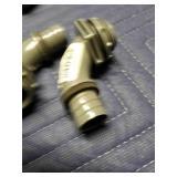 "Plumbing - 90 Degree 3/4"" Liquid tight Connector"