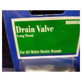 Plumbing - Water Heater Drain Valve