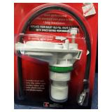 Toilet Repair - Repair Kit & Fill Valve