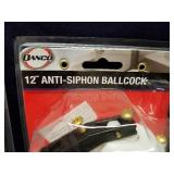 Toilet Repair - Anti-Siphon Ballcock Kit