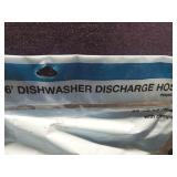 Plumbing - Dishwasher Discharge Hose