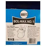 Toilet Repair - Wax Gasket