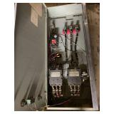 ELECTRICAL CABINETS W/ STARTERS