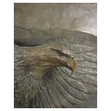 MAGNIFICENT LIMITED EDITION EAGLE RELIEF BY BILL MACK