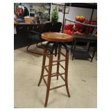 CHAIR AND HEAVY DUTY STOOL