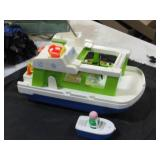 Fisher Price Yacht