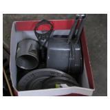 Metal Ware Lot