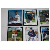 Minnesota Twins 10 Card In Person Autographed Lot