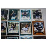 Milwaukee Brewers 20 Card In Person Autographed Lot