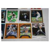 Detroit Tigers 20 Card In Person Autographed Lot