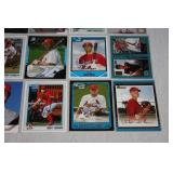 St. Louis Cardinals 20 Card In Person Autographed Lot