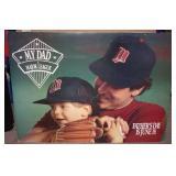Minnesota Twins 1980s Frank Viola Father