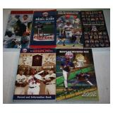 Minnesota Twins Media Guide Run 1970-2010 Missing Two