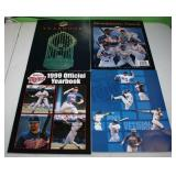 Minnesota Twins Yearbook Lot of 18 All Different