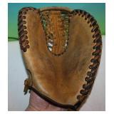 Lot of 2 Vintage First Baseman Gloves