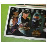 1996 Bowman and Topps Bartolo Colon In Person Autograph Lot