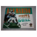 Autographed Hardcover Book Dan Marino