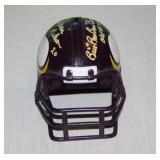 Minnesota Vikings Mini Helmet Multiple Auto