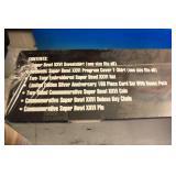 1992 Super Bowl XXVI Foot Locker Starter Gift Set