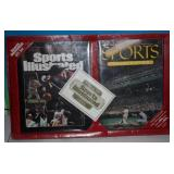 1998 Sports Illustrated Gift Set w/ 1954 Reprint