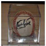 Kirby Puckett Baseball Autograph JSA