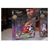 Michael Jordan Space Jam Lot with Plush