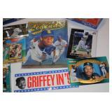 Ken Griffey Jr Collectors Lot of 12