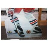 Upper Deck Authenticated Wayne Gretzky Standee