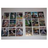 Lot of 99 Different Kent Hrbek Cards