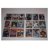 Lot of 100 Different Kirby Puckett Cards Includes Rookie