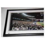 2000 New York Yankees World Series Framed Photo Print