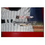 New York Yankees Framed Photo Thurman Munson