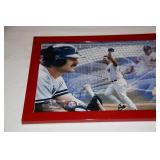 New York Yankees Framed Photo Don Mattingly