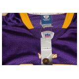 Minnesota Vikings Percy Harvin Jersey Autograph