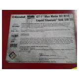 One Drum of Kendall GT-1 Max Motor Oil with Liquid Titanium SAE 5W30