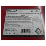 One Drum of Kendall GT-1 Max Motor Oil with Liquid Titanium SAE 10W30