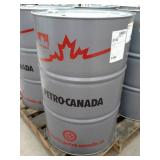 One Drum of Petro-Canada Purity Food Grade (FG) WO White Mineral Oil 68