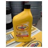 3 Cases of Pennzoil GT Performance Racing 25W30 Racing Motor Oil
