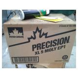 12 Cases of Petro-Canada Precision XL 5 Moly EP1 Premium Heavy Duty EP Grease