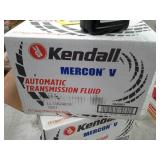 3 Cases of Kendall Mercon V Automatic Transmission Fluid