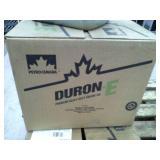 5 Cases of Petro-Canada Duron-E Synthetic Premium Heavy Duty SAE 10W-40 Engine Oil