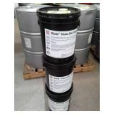 3 Pails of Phillips 66 Shield Choice SAE 10W-30
