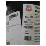 One Pail of Phillips 66 Fleet Supreme EC Diesel Engine Oil SAE 10W-30